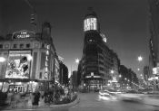Lamina Gone with the Wind in Callao. Madrid photo