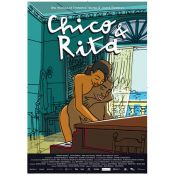 Chico and Rita: Movie Poster