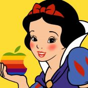 Blancanieves Apple