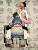 Rockwell - The Tattoo Artist