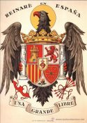 Imperial Eagle: Coat of Arms of Spain