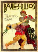 Art Nouveau: Russian Dance, Teatro Real - Madrid
