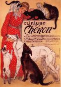 Art Nouveau: Chekon Veterinary Clinic
