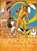Olympic Games, Stockholm 1912