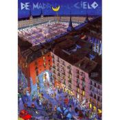 Comic, Plaza Mayor Madrid: La Movida Madrile�a