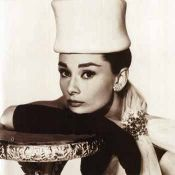 Audrey Hepburn Portrait with Hat