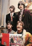 The Beatles, Lanzamiento Stg. Peppers