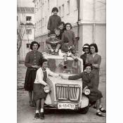 Car Biscuter: Postwar Spain Photo