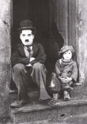 Chaplin, The Kid: Fotograma de El Chico