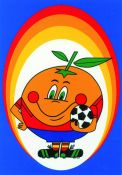 Naranjito, World Cup 82, Spain
