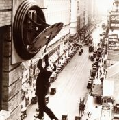 Harold Lloyd - Safety Last