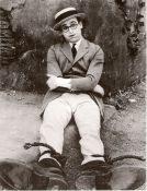 Harold Lloyd: Retrato del actor