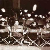 Marx Brothers - Shooting