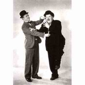 Laurel and Hardy: Payasos