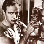 Marlon Brando, Card Game