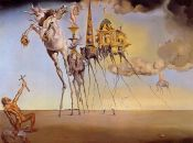 Dali, Temptation of St. Anthony