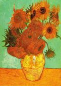 Vincent Van Gogh, Sunflowers
