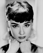 Audrey Hepburn: Angel Face, Portrait