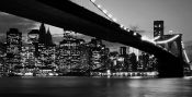 New York : Brooklyn Bridge