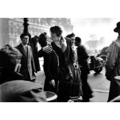 Robert Doisneau, Der Kuss in Paris