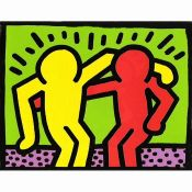 Haring, Embrace