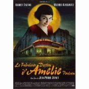 Amelie, French Poster