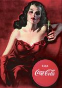 Coca Cola, Pin Up