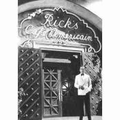 Bogart in Casablanca, Ricks American