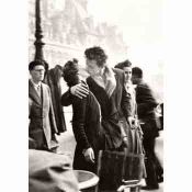 Robert Doisneau, Paris Kiss