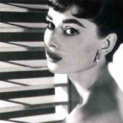 Audrey Hepburn, Blinds