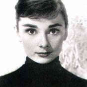 Audrey Hepburn, Turtleneck