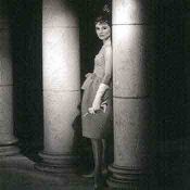 Audrey Hepburn, Between Columns