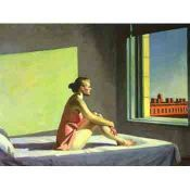 Hopper, Morning Sun