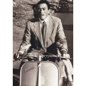 Roman Holiday - Vespa