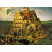 Pieter Bruegel, Tower of Babel