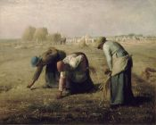 Jean Francois Millet, The Gleaners