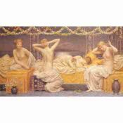 Albert Moore - Summer Night