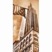Sepia Photography, New York Empire State 1