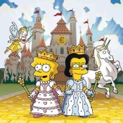 Simpsons princesses