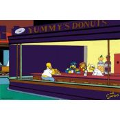 Simpsons, Nighthawks