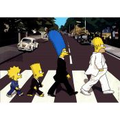 The Simpsons, Abbey Road