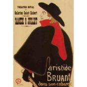 Colection Ricordi: Toulouse-Lautrec, A. Bruant