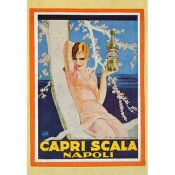 Colection Ricordi: Capri Scala